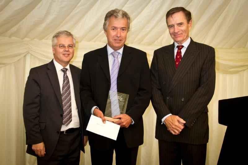 MIND Jersey Medium Charity of the Year Winner 2013